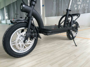 2016 New 36V Lithium Battery Stand up E Scooter pictures & photos