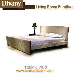 2015 Divany Furniture Modern Bed Design Bedroom Set pictures & photos