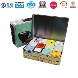 Tea Gift Box Wholesale Customized Packaging Box pictures & photos