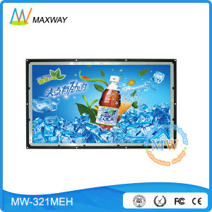 Commercial High Brightness 32 Inch LCD Monitor for Advertising pictures & photos