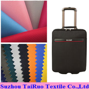 600d Oxford with PU Coated for Travel Bag Fabric pictures & photos
