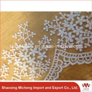 Polyester & Chemical Lace and Guipure Collections Mc0025 pictures & photos