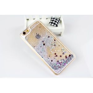 Quicksand Stars Case Mobile Phone Case for iPhone 4/5/6