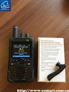 Digital & Analog P25 Fire Voice Pager pictures & photos