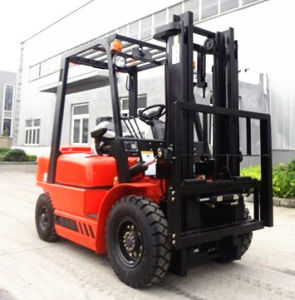 2 Tons Diesel Forklift Hydraulic pictures & photos