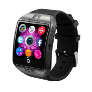 Smart Watch Mobile Phone Wrist Touch Screen Cameras pictures & photos