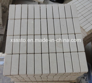 Beige Marble Polish Mosaic Tile for Wall Decoration pictures & photos