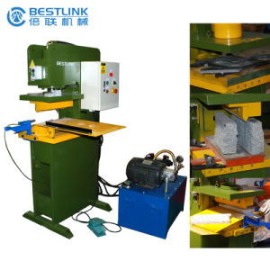 Multi Functional Stone Recycling Hydraulic Decorative Stone Tile Stamping Machine pictures & photos