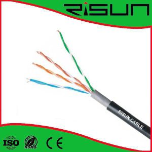 High Quality Network Computer Unshielded Twisted 4 Pairs LAN Cable UTP Cat5e pictures & photos