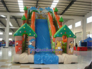New Design Inflatable Slide as a New Product for Sale (B010) pictures & photos