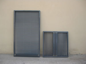 High Quality 120G/M2 Window/Fiberglass Insect Screen (18*16mesh)