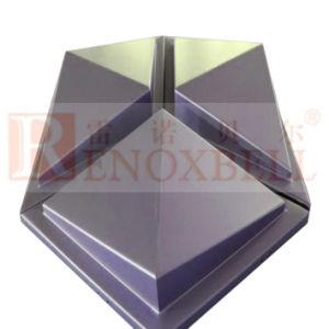 Hyperbolic Decorative Aluminum Cladding Panels pictures & photos