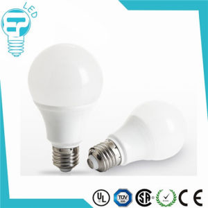 Long Lifespan PC+Aluminum E27 9W LED Bulb pictures & photos
