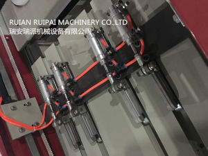 Six Line Bag Making Machine for Plastic Bag pictures & photos