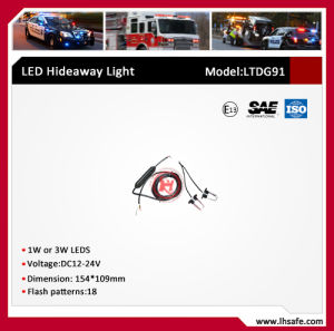 Strobe Hideaway Warning Light (LTDG91) pictures & photos