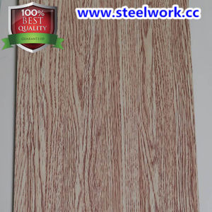 Customized Film Composite Wooden Pattern Panel in Competitive Price pictures & photos