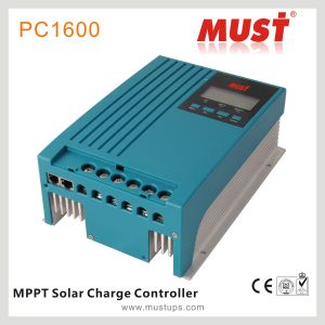 Compatible Air Cooling 20A/30A/40A DSP MPPT Solar Power Controller pictures & photos