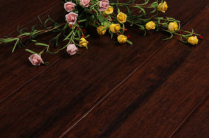 Strand Woven Java HDF Bamboo Flooring pictures & photos