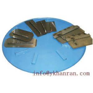 Power Trowel Float Pan Supler Flat Type pictures & photos