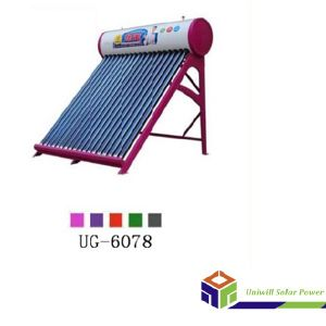 Compact Pressurized Solar Water Heater (UG-6078) pictures & photos