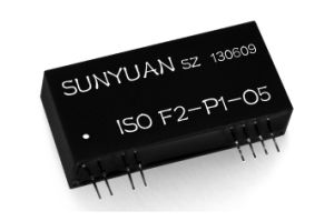 Frequency Signal to 4-20mA Converter with 3kv Isolation pictures & photos