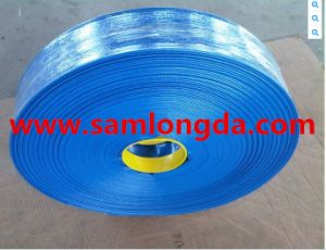 "PVC Layflat Discharge Water Hose for Irrigation (1""-12"") pictures & photos"