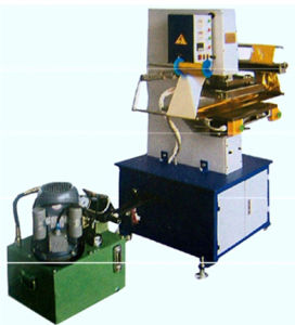 Stj-63 Hydraulic Hot Stamping Machine/Embossed Business Card Machine pictures & photos