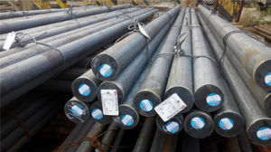 Zf7 Hot-Rolled Steel Round Bars / Gear Steel pictures & photos