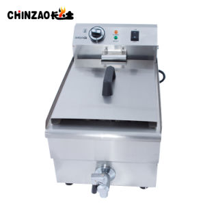 17L Commercial Electric Deep Fat Fryer with Ce SAA Certified pictures & photos