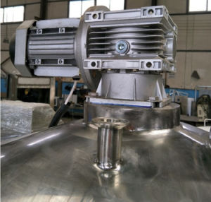 High Quality Copeland Dairy Milk Cooling Storagetank Price 1000L pictures & photos