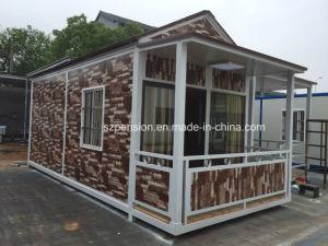 2016 Hot Sale Prefabricated/Prefab Mobile Villa pictures & photos