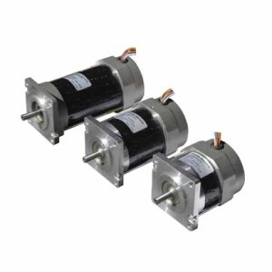 57mm 170V 8-Pole NEMA 23 Flange Mounting 0.57nm 6000rpm DC Brushless Motor (ME057AH200) pictures & photos