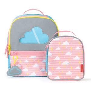 Cartoon Kids School Backpack with Food Picnic Cooler Lunch Bag pictures & photos