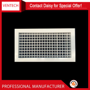 China Suppliers Aluminum Double Deflection Air Grille for Sidewall pictures & photos