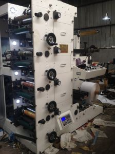 Automatic Flexographic Printing Machine (RY-320-4C) pictures & photos