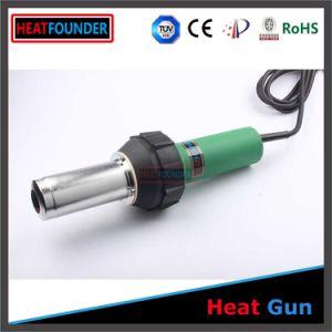 Temperature Adjustable Hot Air Gun PVC Welding Machine pictures & photos