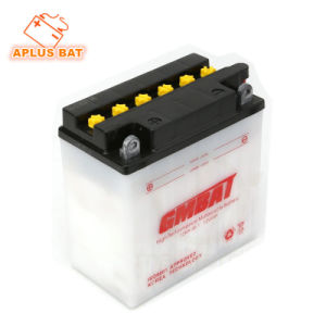OEM Acceptable Dry Lead Acid Battery for Motorcycle 12V9ah 12n9-4b-1 pictures & photos