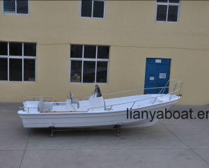 Liya 22FT Panga Fishing Boat Fiberglass for Sale pictures & photos