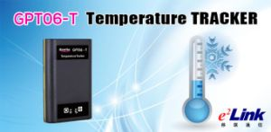 Waterproof Temperature Tracker to Track Position and Temperature for Cold Chain Turck pictures & photos