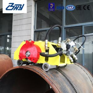 Od-Mounted Portable Hydraulic Travel Cutter/ Climbing Pipe Cutting and Beveling Machine - TC0672 pictures & photos