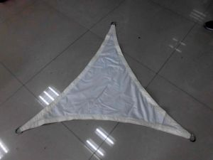 Polyester Sail, Waterproof, Shade Sail, Sun Shade pictures & photos