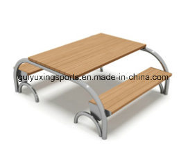 New Style Garden Wooden Bench pictures & photos