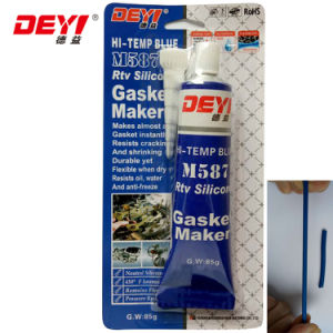 Waterproof One-Component Silicone Sealant Adhesive with Heat Resistance pictures & photos