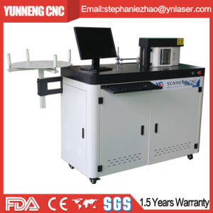Aluminum Signage Automatic Channel Letter Bending Machine pictures & photos