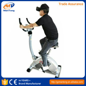 New Feeling Fitness Running, Professional Design 9d Vr Glasses Exercise Bike / Bicycle pictures & photos