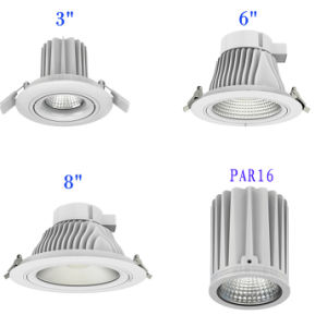 50mm LED Module 9W COB LED PAR16 pictures & photos