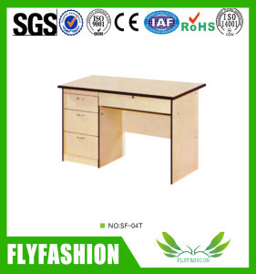 Wooden High Quality Staff Desk Office Furniture (SF-05T) pictures & photos