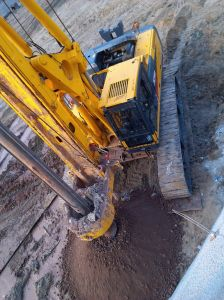 XCMG 2017 Xr150dii Piling Machine Crawler Rotary Drilling Rig pictures & photos