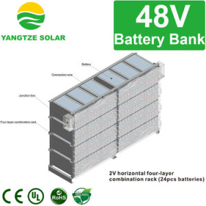 Yangtze Power 48V Telecom Battery Cabinet pictures & photos