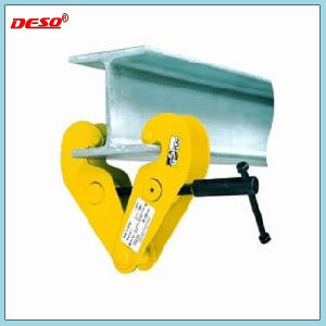 Heavy Duty Steel Beam Lifting Clamp pictures & photos